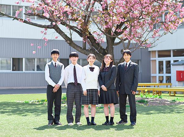 北海学園札幌高等学校