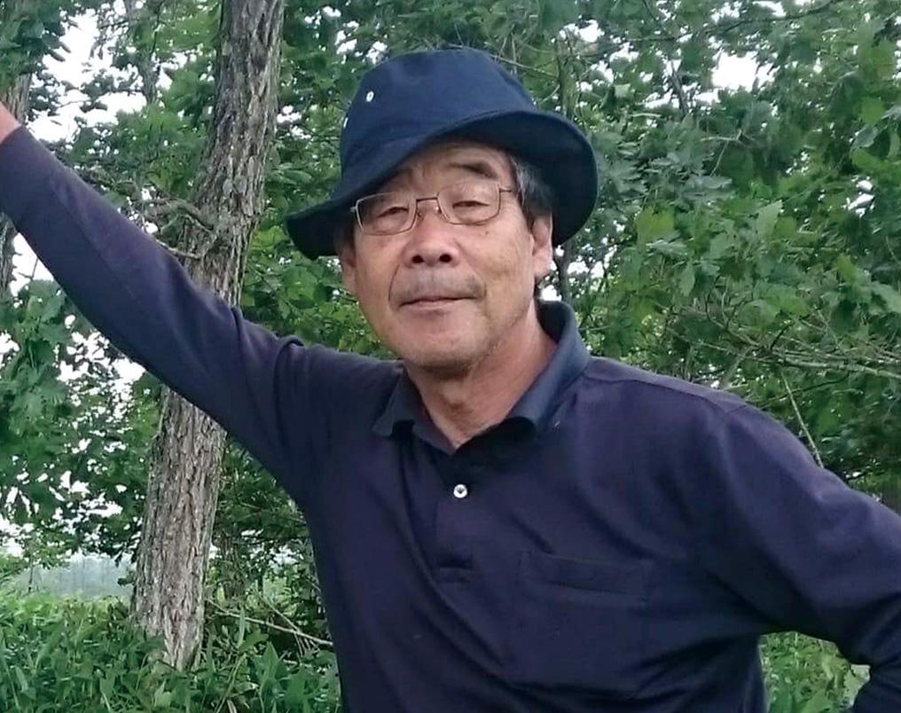 菅原 稔(すがわら みのる)さん