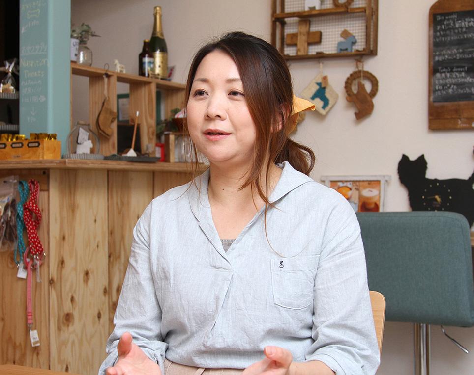 旭 裕子(あさひ ひろこ)さん