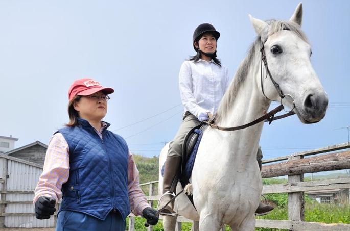 馬と道東歴史をひもとくクラブの遍歴