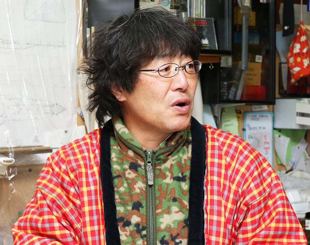 加藤 康弘(かとう やすひろ)さん
